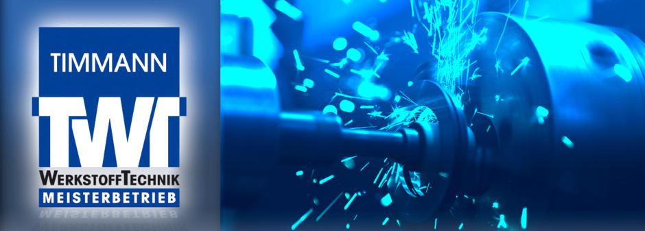 TWT Werkstofftechnik Logo und Grafik
